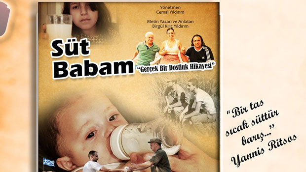 Süt Babam filmi Lefkoşa Galası yapılıyor