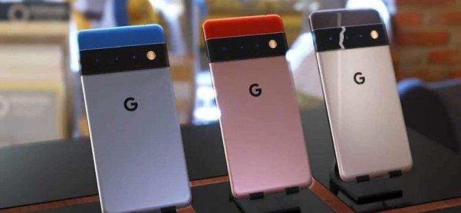 Google Akıllı Telefonlar İçin Kendi İşlemcisini Geliştirecek