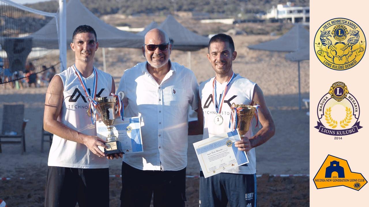 Lions Gençlik Aktivitesi - Bafra Plaj Voleybolu Turnuvası Tamamlandı!