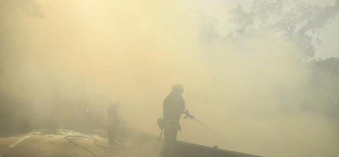 Yangın Çıkaranlara Ağır Cezalar