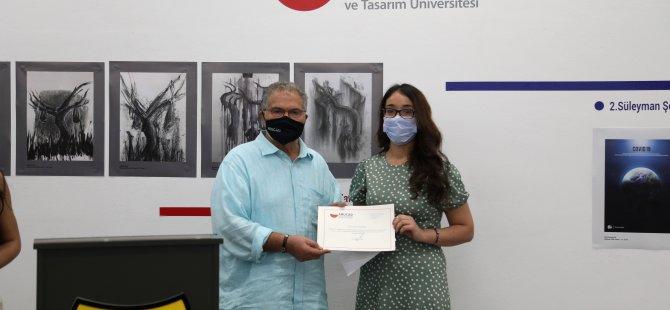 Arucad 2'nci Liseler Arası Tasarım Yarışması Ödül Töreni Dün Akşam Yapıldı