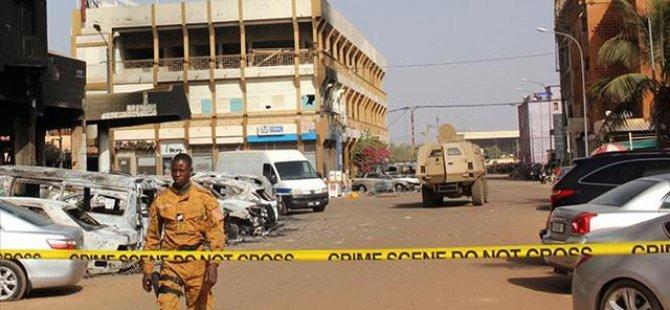 Burkina Faso'da terör saldırısı: Ölü sayısı 80'e yükseldi