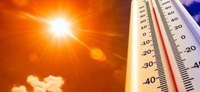 Hava Sıcaklığı 34-37 Derece Dolaylarında Olacak