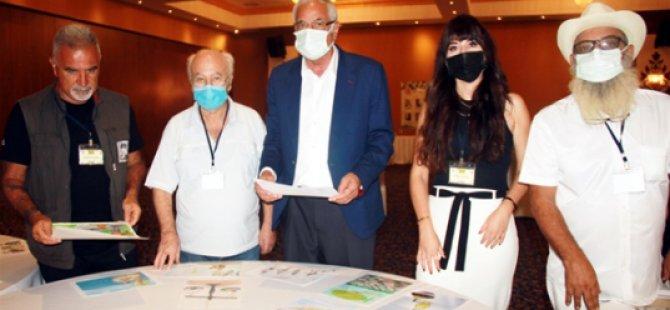Girne Belediyesi ile Kıbrıs Türk Karikatürcüler Derneği, Zeytin Mizah Şenliği düzenledi