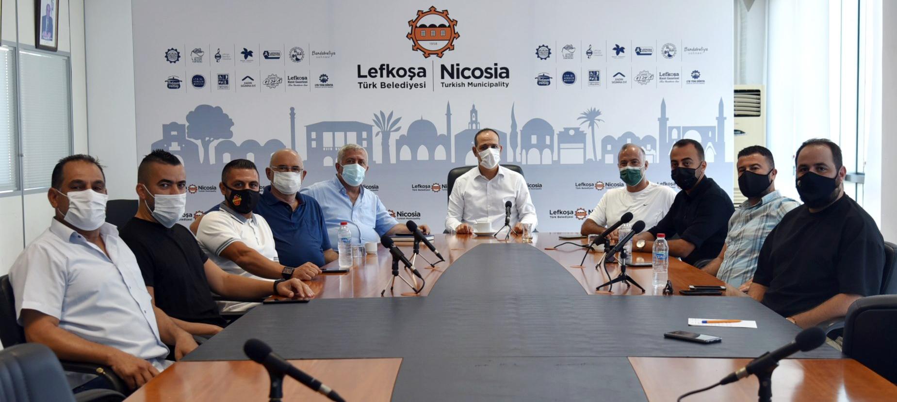 """""""Lefkoşa Kupası""""nda bu kez genç takımları buluşuyıor"""