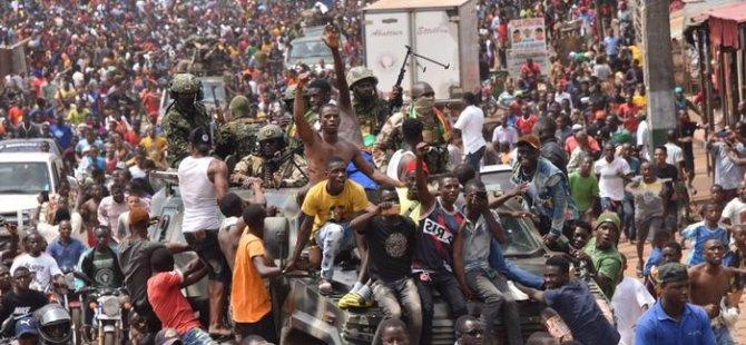 ABD'den Gine'deki darbeye kınama