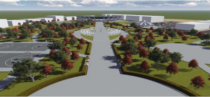 Gönyeli Belediyesi, Denktaş'ın Anıt Mezarı Hakkında Açıklama Yaptı