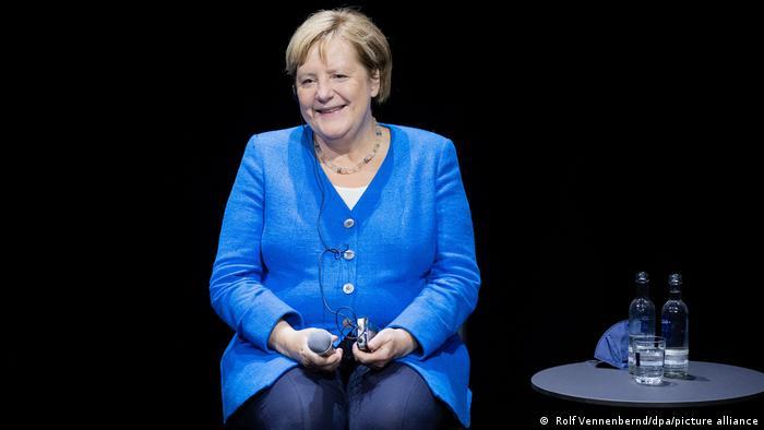 Merkel: Ben de bir feministim