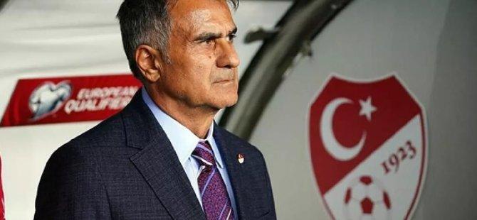 Türk Milli Takımı'nda Şenol Güneş dönemi sona erdi