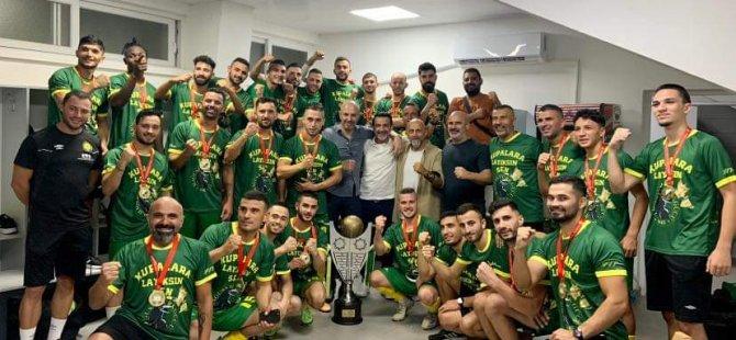 Mağusa Türk Gücü, Süper Kupa'nın sahibi oldu