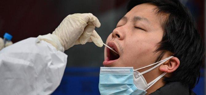 Çin'de Kovid-19 vakaları artıyor, iki semt bir hastane karantinaya alındı