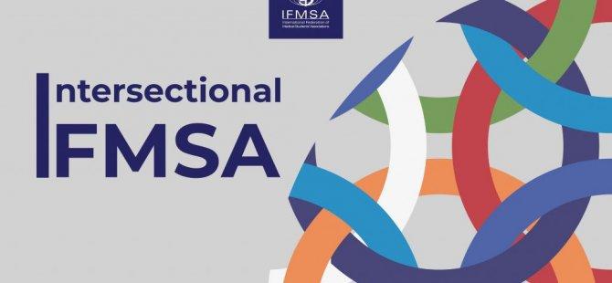 MSANC Başkanı ve YDÜ Tıp Fakültesi öğrencisi Asu Özince, 145 ülkenin katılımıyla gerçekleştirilen IFMSA toplantısında KKTC'yi temsil etti