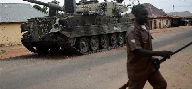 """Afrika'nın """"devi"""" Nijerya güvenlik sorunlarıyla boğuşuyor"""
