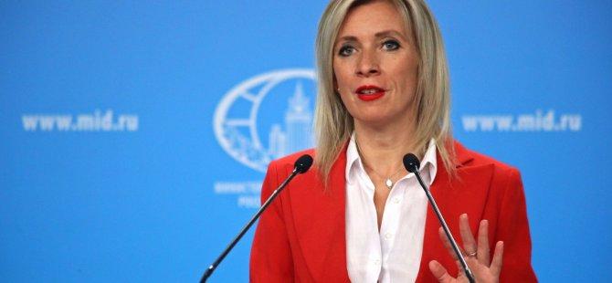 Rusya: Azerbaycan ile Türkiye'nin Hazar bölgesindeki ortak tatbikatlarına bakışımızı Bakü'ye ilettik
