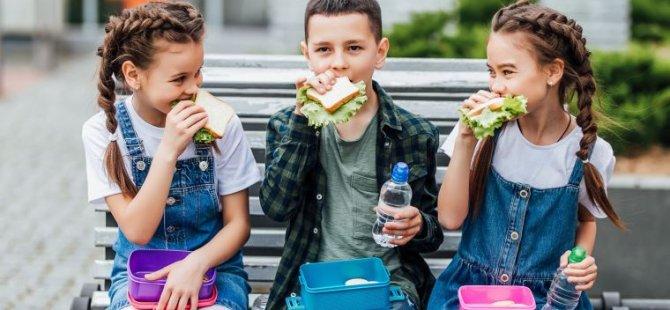 Çocukların yeme alışkanlığını düzeltecek 9 öneri