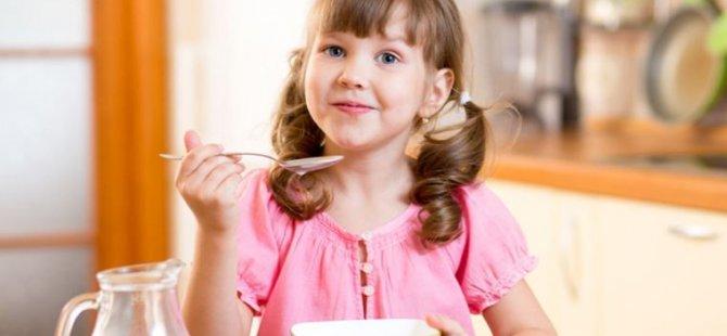 Uzmanından çocuklar için beslenme önerisi