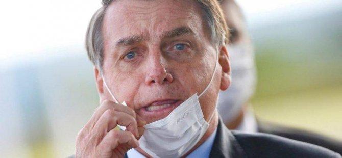 Corona aşısı olmayan Brezilya lideri Bolsonaro: BM Genel Kurulu'na katılacağım