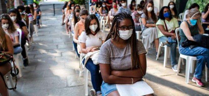 Latin Amerika'da COVID-19: Brezilya başı çekmeye devam ediyor