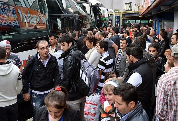 Göç şampiyonu İstanbul