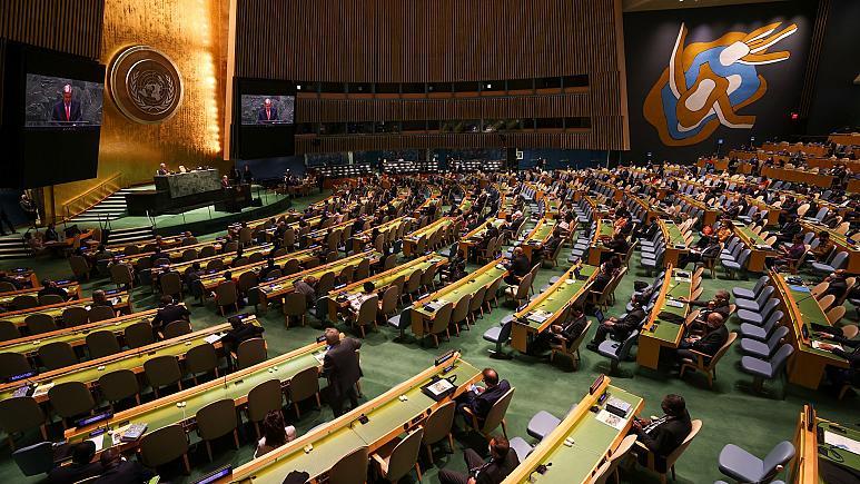 Salgınla ve küresel ısınmayla mücadelenin öncelikle ele alınacağı 'hibrid' BM Genel Kurulu başlıyor