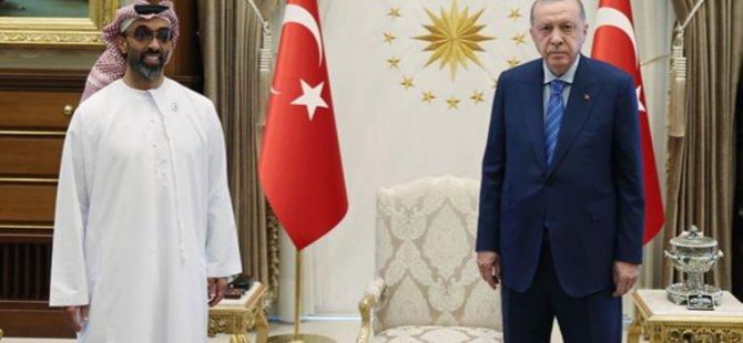 Sedat Peker ayrıntısı... BAE Dış Ticaret Bakanı'ndan Türkiye değerlendirmesi