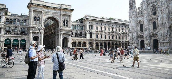 İtalya'da Kovid-19 salgınında günlük vaka sayıları 5 binin altında seyrediyor