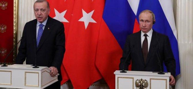 Rusya'dan Erdoğan'a: Esefle karşıladık