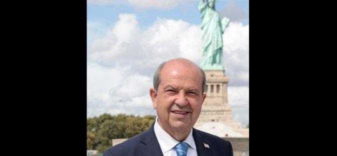 Tatar'dan New York'tan mesaj
