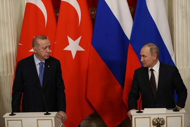 Erdoğan Ukrayna'nın toprak bütünlüğünden bahsetti Rusya tepki gösterdi!