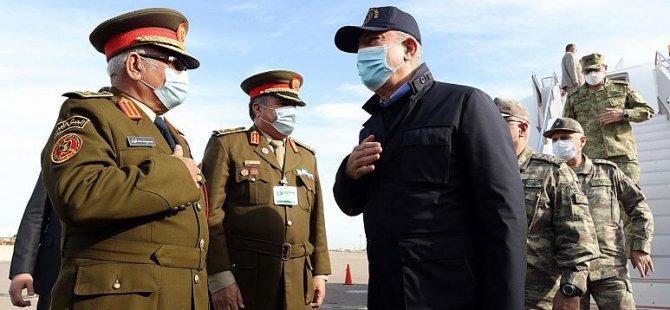 Milli Savunma Bakanlığı'ndan '5 general TSK'dan istifa etti' açıklaması