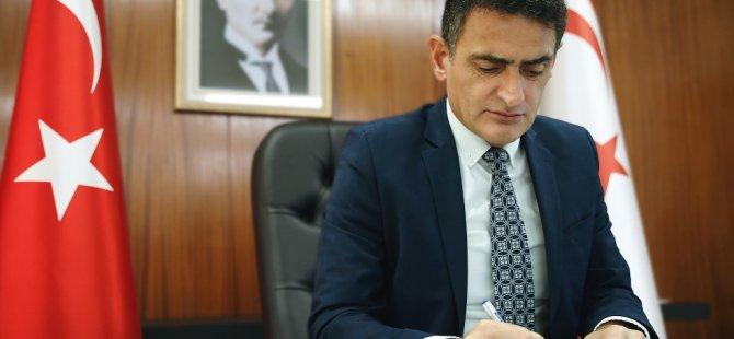 Maliye Bakanı Oğuz, Üreticilere 47 Milyon TLKaynak Aktarımının Yapıldığını Belirtti