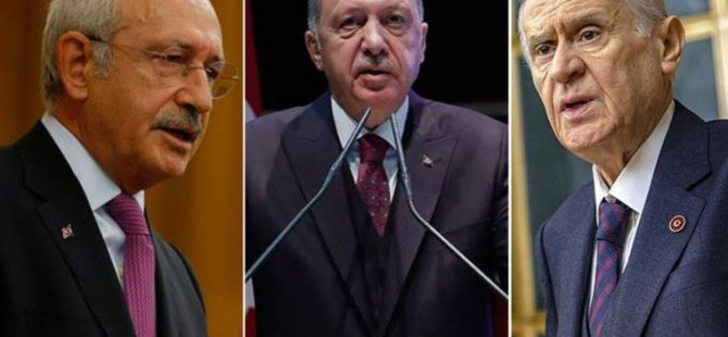 """Fitili Kılıçdaroğlu attı: """"Bahçeli Erdoğan'a rest çekti"""""""