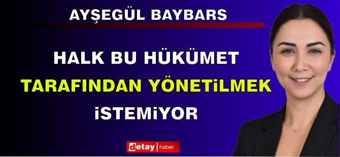 HP Milletvekili Ayşegül Baybars: Pandemi Bizi Ülkenin Halı Altına Süpürülen Sorunları ve Eksikleriyle Yüzleştirdi