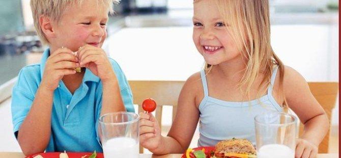 LAÜ Akademisyeni Perçinci, okul çağı çocuklarında beslenmenin önemine dikkat çekti...