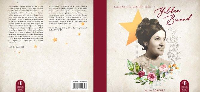 """Kıbrıs Türk Toplumunun gizli kahramanlarını geleceğe taşıyan """"Kuzey Kıbrıs'ın Değerleri"""" serisinin ilk kitabı çıktı"""