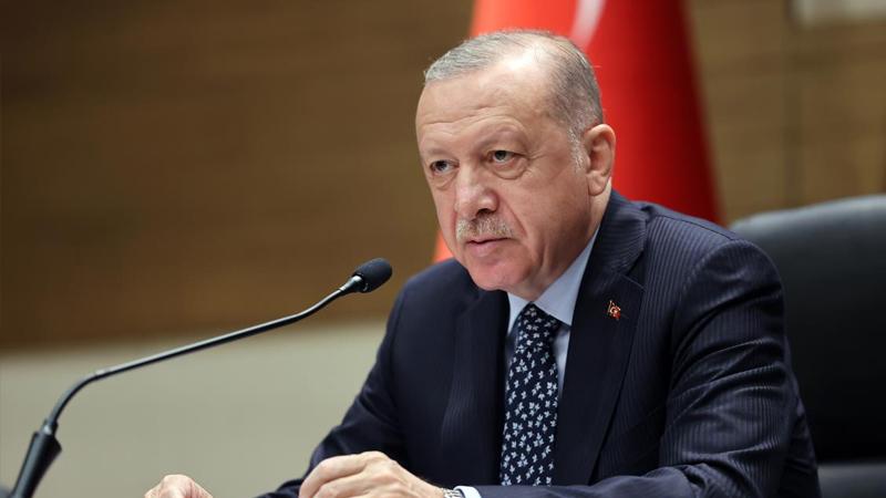 """Erdoğan: """"Yok Kürt sorununu çözmektir, yok şudur, yok budur… """" Türkiye'de böyle bir sorun yok"""
