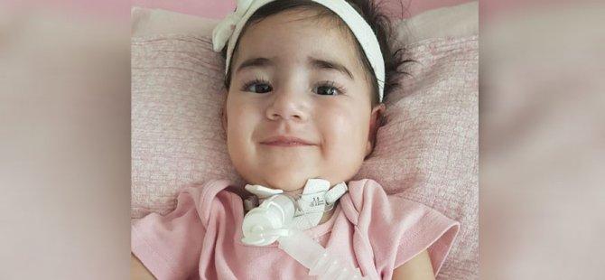 Asya Bebeğin Tedavisini Güney Kıbrıs Üstlenme Girişimi