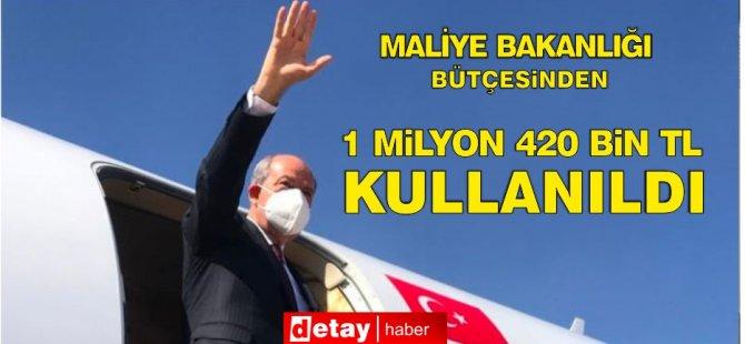 Tatar'ın New York gezisine 1 milyon 420 bin TL'lik ek kaynak