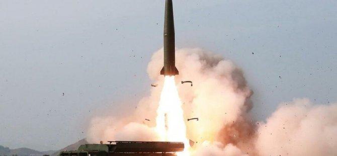 Füze denemelerini artıran Kuzey Kore'den ABD'ye gözdağı: Düşmanlığı bırakın