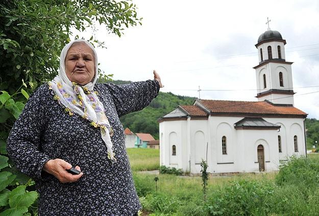 Bahçesindeki kilisenin kaldırılmasına izin vermediler
