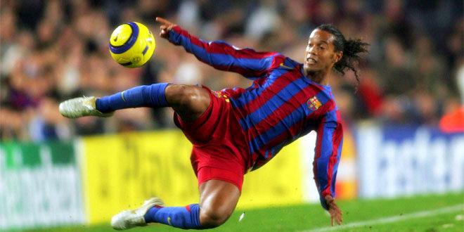 ... Ve Ronaldinho Süper Lig'de!