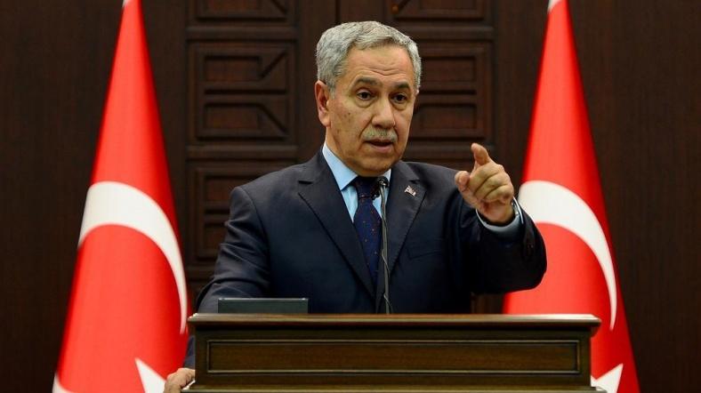 Bülent Arınç: Bu parti Tayyip'in partisi değildir