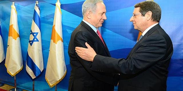Anastasiadis'in önemli Filistin girişimleri