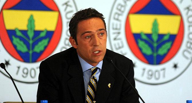 Ali Koç Fenerbahçe'ye döndü