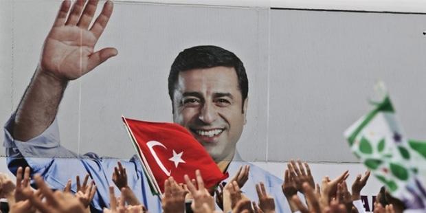 HDP Eş Genel Başkanı Demirtaş'tan ortak taziye çağrısı