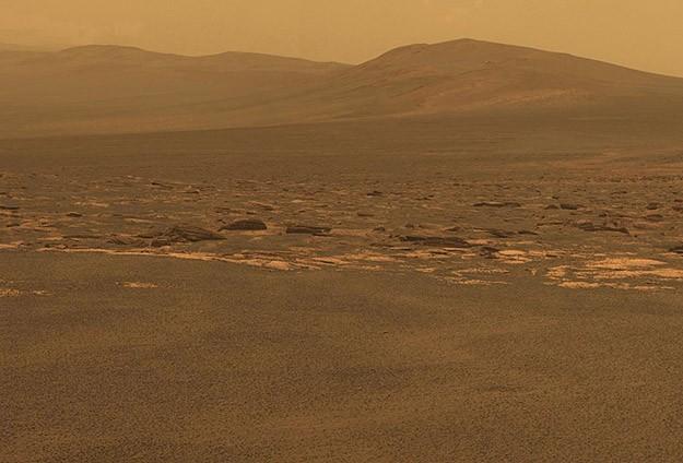 Gezginci robot Opportunity'den Mars'ta büyük keşif