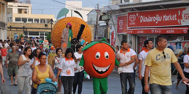 Güzelyurt Portokal Festivali yarın başlıyor