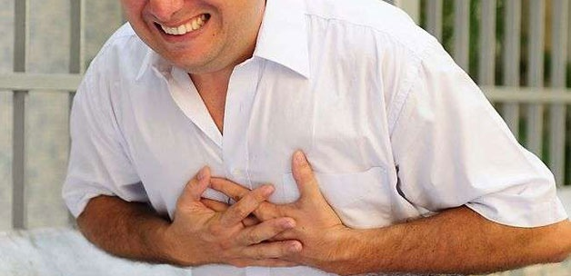 Kalp Krizine bağlı ölümlerin temel nedeni...