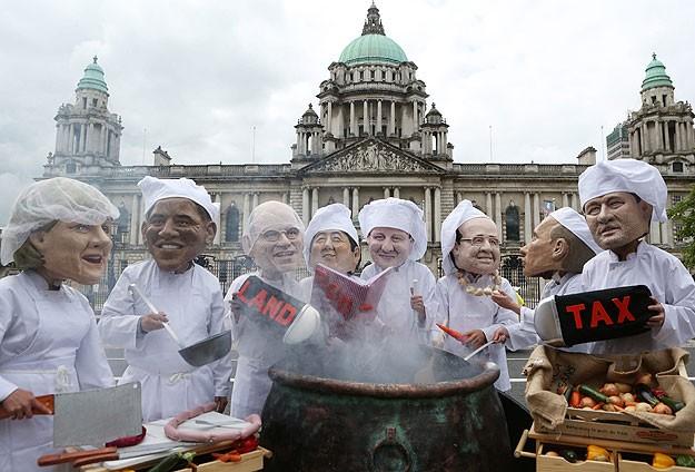 G8 Zirvesi yarın başlıyor