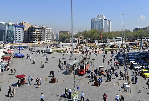 Gezi protestoları Türkiye'nin imajını zedelemedi